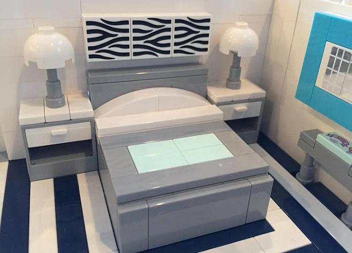 Dormitorio LEGO