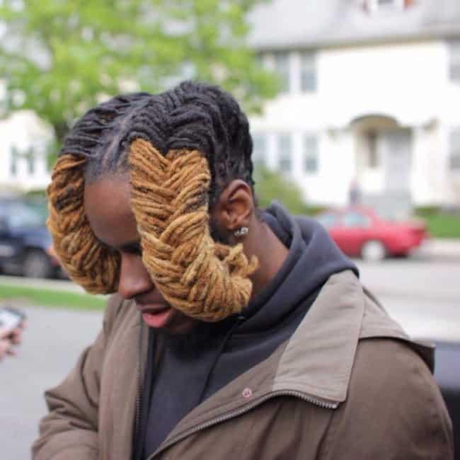 divertidos peinados-locos-cuernos-de-carnero