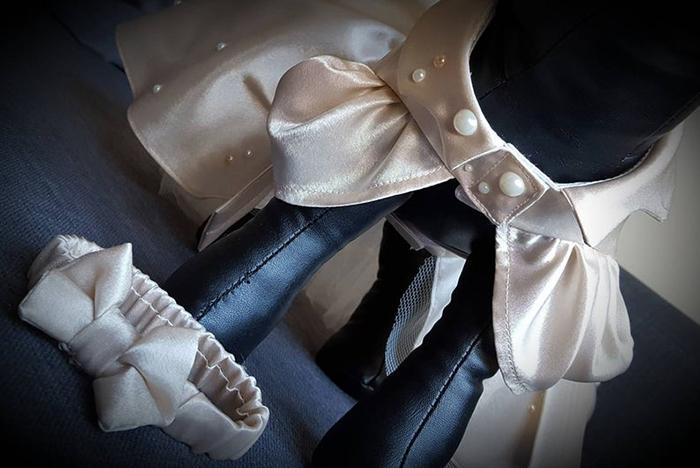 accesorios para el vestido de sirena